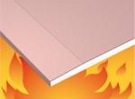 Brandwerende platen
