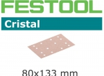 Festool StickFix schuurstrips 80 x 133 mm Cristal