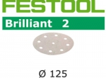 Festool StickFix schuurschijf Ø 125mm Brilliant 2