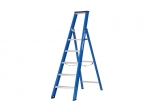 HERCULES trapladder enkel BLUE