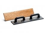 CARBIDE dubbele handgreep met magneet voor losse schuurplaten 500 x 125 mm