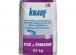 Fix & Finish - Blokkenlijm en eindlaagpleister