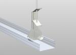 PlaGyp Veerklemplafondhanger PV60-120