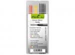 Lyra-Pica Dry Stiftenset verwijderbaar 4 zwart - 2 rood - 2 geel