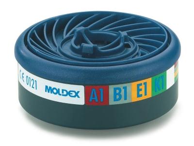 Oplosmiddelfilter 9400 Gas filter A1 B1 E1 K1