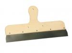 Spackmes SUPER PROF RVS houten greep