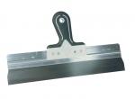 Spackmes SUPER PROF aluminium RVS met SUPERSOFT-handgreep